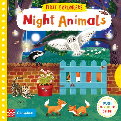 Book cover for Night Animals